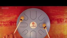 Focus Music   Tongue Drum Music for Studying, Study Music