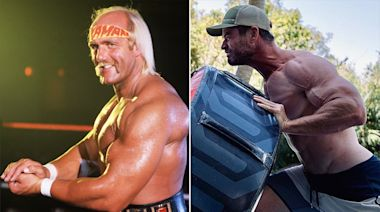 Hulk Hogan Reacts to Chris Hemsworth Playing Him: 'He's Ready' But 'Is He Good Looking Enough'
