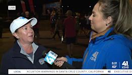 Thousands run in Garmin Kansas City Marathon