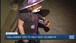Halloween tips to help kids celebrate