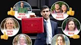 Key workers, pub owners, parents & people on universal credit work out if they're better off under Rishi's new rules