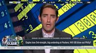Cousin Sal likes Packers to thrash the Eagles on Sunday | FOX BET LIVE