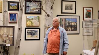 Wally's World: Film about Eureka man's huge collection of art