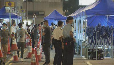 北角港運城二座圍封強檢 涉懷疑復陽個案