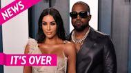 Kim Kardashian Enjoys Girls' Night Out Amid Divorce From Kanye West