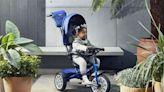 只要1.6萬元 賓利推出兒童三輪車