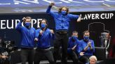 Berrettini, Ruud, Rublev give Team Europe 3-1 Laver Cup lead