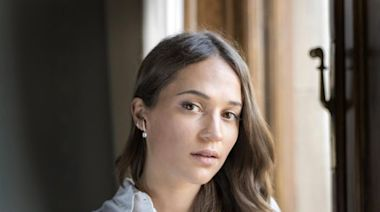 Alicia Vikander: 'It makes me sad to say, but women are very harsh against one another'