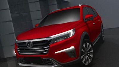 (影片)Honda 全新 7 人座 SUV 月底發表!設計圖搶先曝光 - 自由電子報汽車頻道
