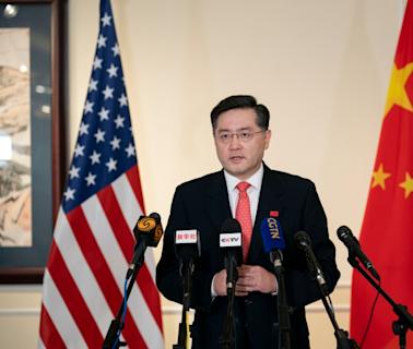 中國新駐美大使秦剛上任 但美駐中大使仍空懸 反觀新AIT處長早就任
