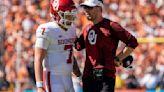 Lincoln Riley says Oklahoma won't name its starting quarterback before Saturday