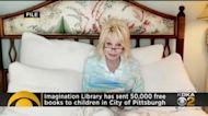 More Than 50,000 Books Sent To Young Pittsburghers Courtesy Of Dolly Parton