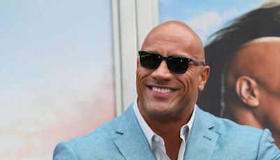 Dwayne Johnson doesn't rule out presidential bid but acknowledges 'I don't know the first thing about politics'