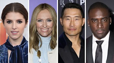 ... On Joe Penna Sci-Fi 'Stowaway' With Anna Kendrick, Toni Collette, Daniel Dae Kim & Shamier Anderson...