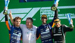Column: Zak Brown savoring McLaren's slow return to glory