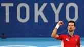 Olympics-Tennis-'Pressure is privilege' for history-chasing Djokovic