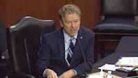 Sen. Paul compares gender-affirming health care for minors to 'genital mutilation'