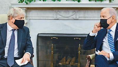 英爭取與美締結雙邊自由貿協落空