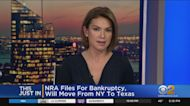 NRA Files For Bankruptcy, Will Move From New York To Texas