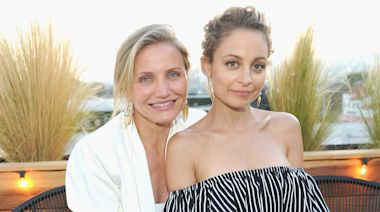 Cameron Diaz Reacts to People Not Knowing She and Nicole Richie Are Sisters-In-Law