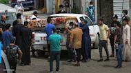 Iraq Interior Ministry: 82 killed in Baghdad hospital fire