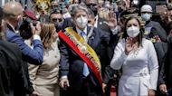 Ecuador swears in conservative president amid economic crisis