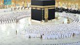 La Mezquita de La Meca, al 100% de capacidad por primera vez desde pandemia