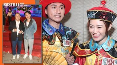 避談獲王祖藍邀回TVB 梁嘉琪認反叛要自己揀Job | 娛圈事
