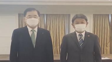 日韓外長倫敦會談 對核廢水等議題分歧大