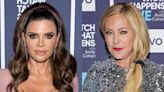 Here's Where Lisa Rinna and Sutton Stracke Stand After Their Elton John Gala Drama | Bravo TV Official Site