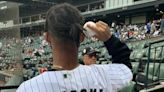 Behind the Scenes as Greg Newsome II Throws Out First Pitch at White Sox Game