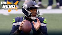 Colin Cowherd: Seattle could still trade Russell Wilson to the Chicago Bears | THE HERD