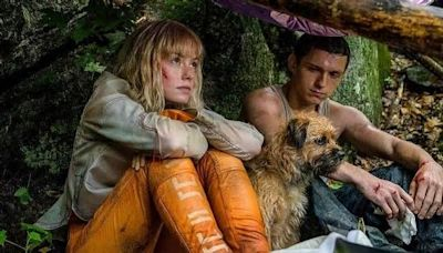 Chaos Walking movie review: Tom Holland-Daisy Ridley starrer wastes sci-fi premise on typical survivalist chase plot