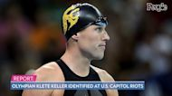 Olympic Gold Medalist Klete Keller Identified In Video from U.S. Capitol Riots: Report
