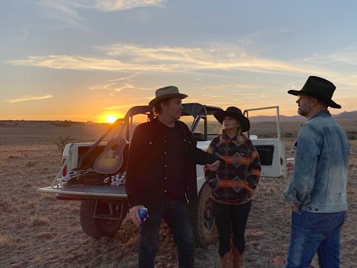 How Miranda Lambert, Jack Ingram, and Jon Randall Captured 'Sunsets onto Tape' on New Album