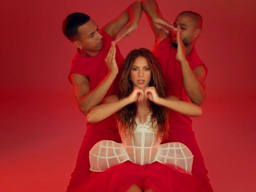 Black Eyed Peas, Shakira Pay Tribute to Latinas in 'Girl Like Me'