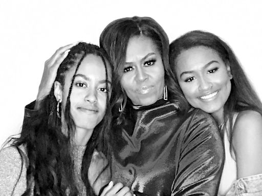 Why Michelle Obama Is 'Excited' — and Nervous — for What's Next for Her Daughters