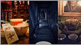 慎入!「The Deceased」生人勿近酒吧,喝「孟婆湯、打小人」體驗死亡地獄|妞新聞酒吧地圖、鬼月、酒吧、speakeasy bar、主題酒吧| 酒酒窩