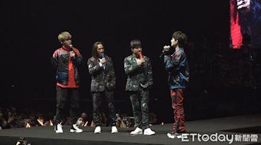 九澤CP開唱「超大咖天團」突衝上台 竟脫口嗆:你們有很多缺點!