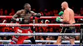 Deontay Wilder retains No.1 heavyweight ranking despite Tyson Fury KO