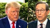 Chris Wallace says he 'grateful' to be living 'rent-free' in Donald Trump's brain