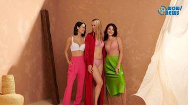 夏日居家穿搭必備時尚內在美!黛安芬全新「自在系列」賦予輕盈舒適體驗