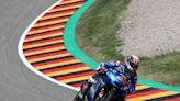 Suzuki: Rins doing 'what we asked of him' amidst MotoGP crash run