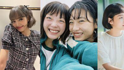 《魷魚遊戲》的鄭浩妍、李瑜美,還有Lisa、金高恩 教你打造4位大勢韓星的不同短髮造型
