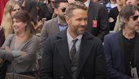 Hollywood star Ryan Reynolds in Wrexham takeover talks