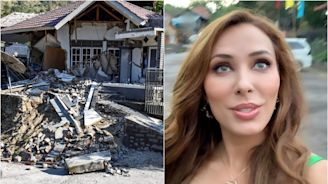 Bali earthquake: Salman Khan's alleged girlfriend Iulia Vantur says she got a 'shaky' alarm | Hindi Movie News - Bollywood - Times of India