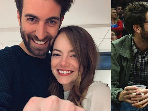 """Emma Stone and Dave McCary Have Reportedly Grown Closer """"In a Way They Never Expected"""""""