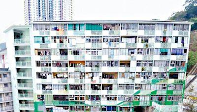 房會十重建項目 可供3.3萬公營屋