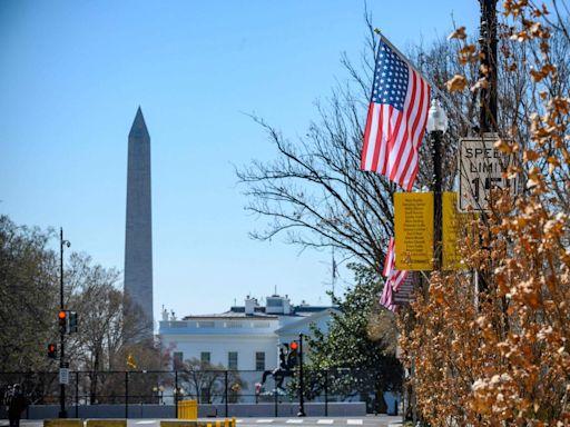 White House endorses Washington DC statehood bill