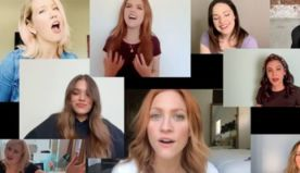 Pitch Perfect's Barden Bellas Reunite To Sing Beyonce and Raise Money For Charity